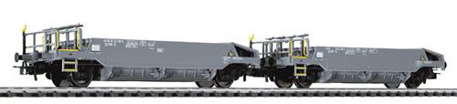 Liliput 230107 - Ballast Wagon Set 1 SBB Ep. V