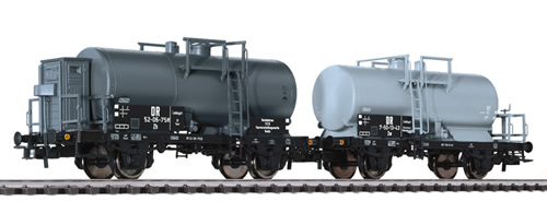 Liliput 230117 - Tank Wagon Set DR Ep.III (2xL23535x)