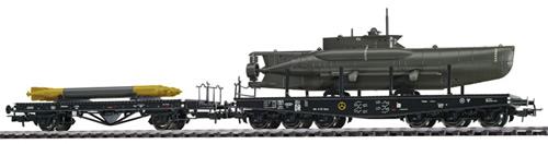 Liliput 230132 - German Submarine Transport of the DR