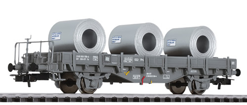 Liliput 235052 - Stanchion Wagon with Steel Coils SBB Ep.IV