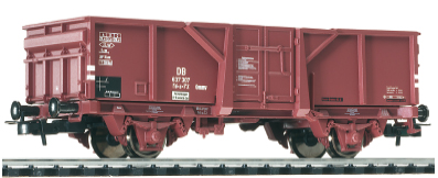 Liliput 235061 - Self-unloading wagon, DB epoch IV