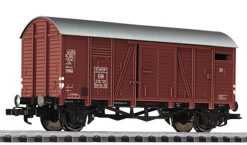 Liliput 235073 - Covered Goods Wagon DB Ep.III