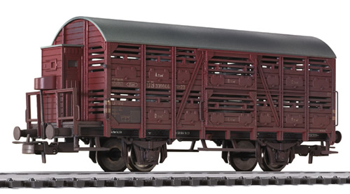 Liliput 235116 - German Aged Crate Wagon of the DB