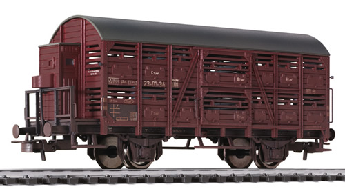 Liliput 235119 - German Aged Crate Cars of the DR