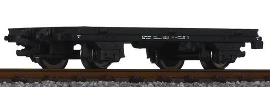 Liliput 235180 - 2-Axle Flat Wagon STLB Ep.III