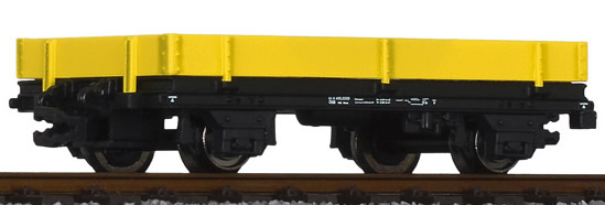 Liliput 235181 - 2-Axle Low-sided Wagon STLB Ep.III