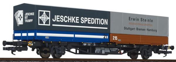 Liliput 235222 - Container Wagen Jeschke