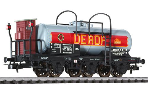 Liliput 235485 - 3 axled Derop tank wagon, DRG epoch II