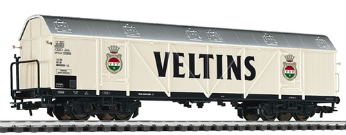 Liliput 235655 - German Four-axle Beer car Veltins of the DB