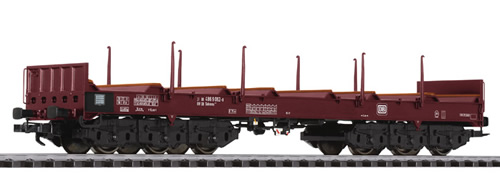 Liliput 235763 - Steel Transport Wagon with Stanchions DB Ep.IV