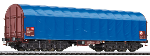 Liliput 235776 - German Freight Car of the DB