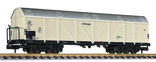 Liliput 265651 - Four Axle Refrigerated Wagon DB Ep.III