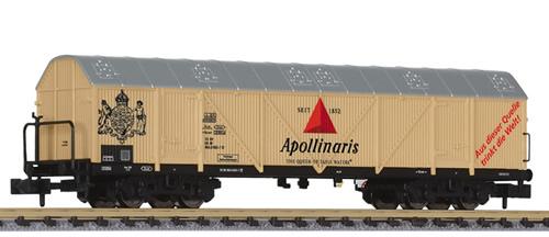 Liliput 265657 - German Refrigerated car Apollinaris of the DB