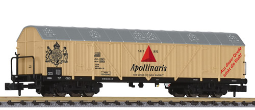 Liliput 265657 - German Refrigerated car Apollinaris of the DB