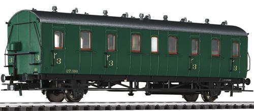 Liliput 334050 - Passenger Coach 3rd Class Cd-21  27.316 SNCB Ep.II