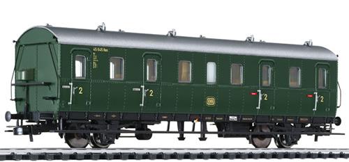 Liliput 334056 - Passenger Coach 2nd Class Bd-27 DB Ep.III