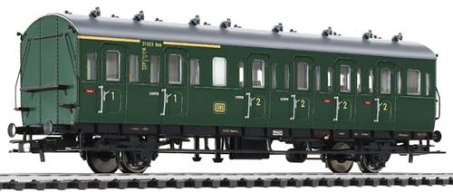 Liliput 334058 - Passenger Coach 1st & 2nd Class  ABb-21 DB Ep.III