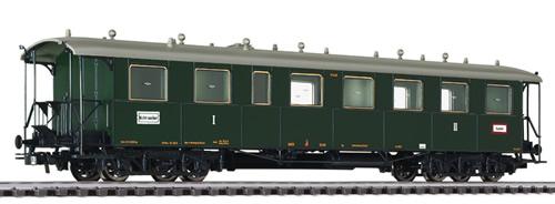 Liliput 334560 - 1st / 2nd Class Passenger Coach No. 14446