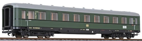 Liliput 334583 - 2nd Class Passenger Coach D-Zug-car type B4üe-38/53 (#2)
