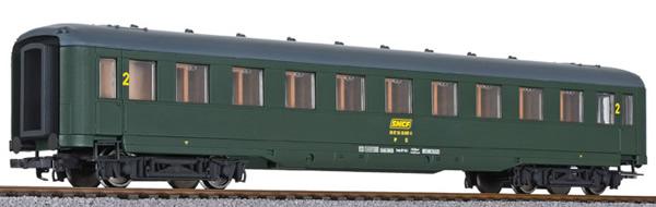 Liliput 334593 - 2nd Class Passenger Coach Schürzenwagen (#1)