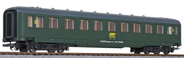 Liliput 334594 - 2nd Class Passenger Coach Schürzenwagen (#2)