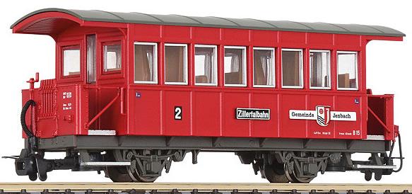 Liliput 344350 - Passenger Car type Bi of the Zillertalbahn