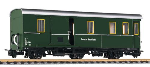 Liliput 344400 - German 3 axle Wagon of the DR