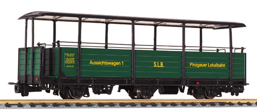 Liliput 344411 - Dome wagon, SLB-Pinzgaubahn epoch V