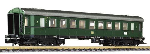 Liliput 364537 - Express Coach B4ye, DB, epoch. III