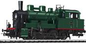 Tank Locomotive Bad. Xb, Lok Nr. 91 001, SNCB, Ep.II