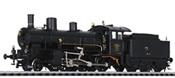 Swiss Steam Locomotive B 3/4 No. 1364 of the SBB