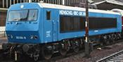 Diesel Locomotive DE2500 202 004-8 DB Ep.IV