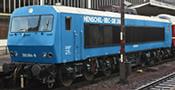 Diesel Locomotive DE2500 202 004-8 DB Ep.IV AC