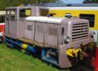 Diesel Locomotive 2060-060-2 SNCF