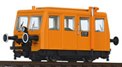 Track Inspection Trolley Yellow / Orange