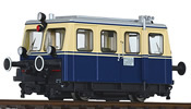 Track Inspection Trolley Blue / Beige