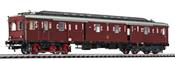 Diesel Express Parcels Railcar VT 10001 DRG Ep.II AC Dig.