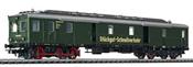 Diesel Luggage Railcar VT 69 900 DB III WS
