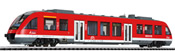 German Diesel Railcar BR 640 of the DB (DCC Sound Decoder)
