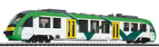 German Diesel Railcar Private (DCC Sound Decoder)