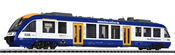 German Diesel Railcar Private (DCC Sound Decoder)