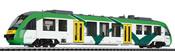 Diesel Railcar LINT 27 Vectus Ep.V/VI AC Sound