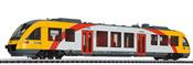 Diesel Railcar LINT 27 HLB Ep.V/VI WS AC Sound