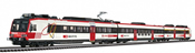 railcar DOMINO Abt+B+RBD Glarner AC