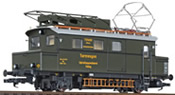 German Electric Maintanence Railcar of the DRG