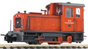 Diesel Locomotive D10 Zillertal Ep.III
