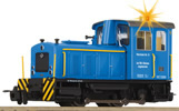 Industrial Works Locomotive No.5 (Working Lights) Ep.IV