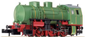 Fireless Steam Locomotive Meiningen Type C Ep.V (Preserved)