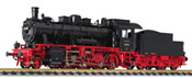German Steam Freight Locomotive with Tender Series 56 2-8 of the DRG