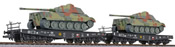 2pc tank transport set